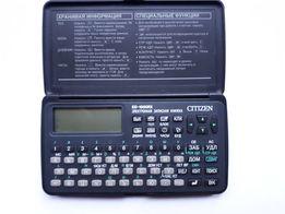 Электронная записная книжка CITIZEN ED-1500RX.