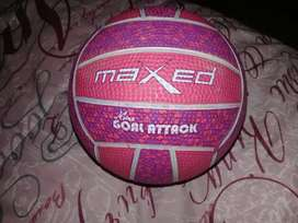 Selling a pink ball