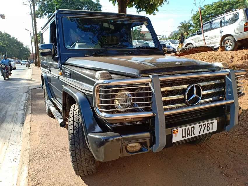 A Mercedes Benz AMG, 1999model on sale 0