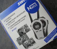 walkie talkie - 2szt. + zestawy douszne