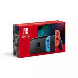 Looking for a Nintendo switch
