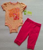 Фирменные Комплекты (футболка/шорты) (реглан/джинсы) (боди/лосины)