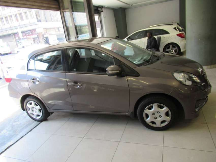 2014 Honda Brio Amaze Sedan 1.2 Comfort For Sale 0