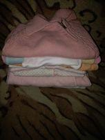 Paczka, zestaw dla dziewczynki sweterek, pajace