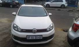 2011 VW  Golf 6 GTI Auto for sale
