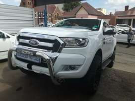 2018 Ford Ranger 3.2D 6 Automatic D/cab