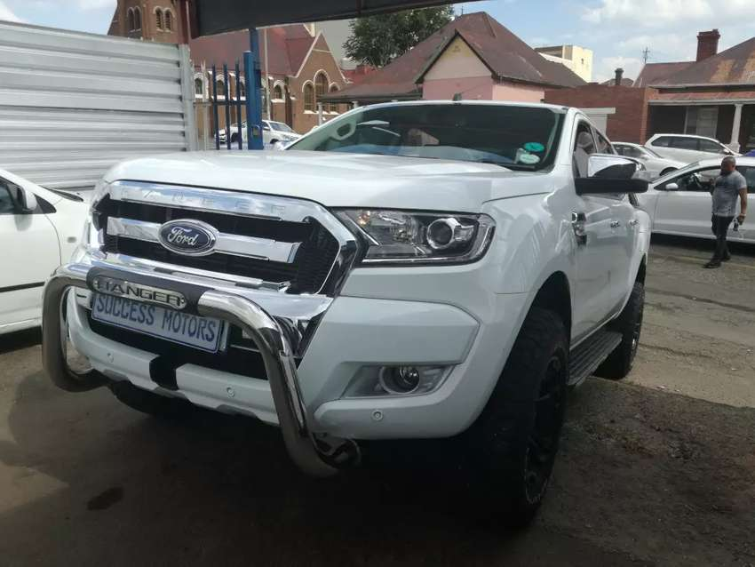 2018 Ford Ranger 3.2D 6 Automatic D/cab 0