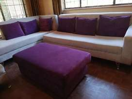 7-seater lounge suite