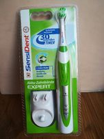 Электрическая зубная щетка SensiDent Германия