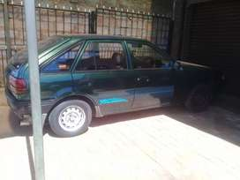 Selling ford laser
