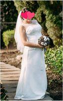 Свадебное платье , продажа и прокат.