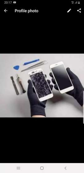 Cell phone fixing