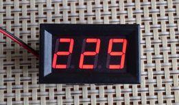 Вольтметр сетевой от 60 до 500 В (Переменка)