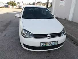 2013 Polo Vivo 1.4 petrol sedan manual transmission mileage 123423kms