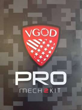 VGOD PRO MECH 2 Kit Price with separate features (negotiable)