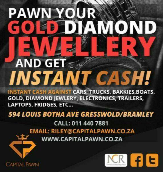 NEED INSTANT CASH? Cash. Against Jewellery Diamond Gold Necklace