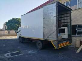 Trucks and bakkies for hire all furniture removals call now