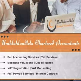 Tax Returns | Bookkeeping | Financial Statements