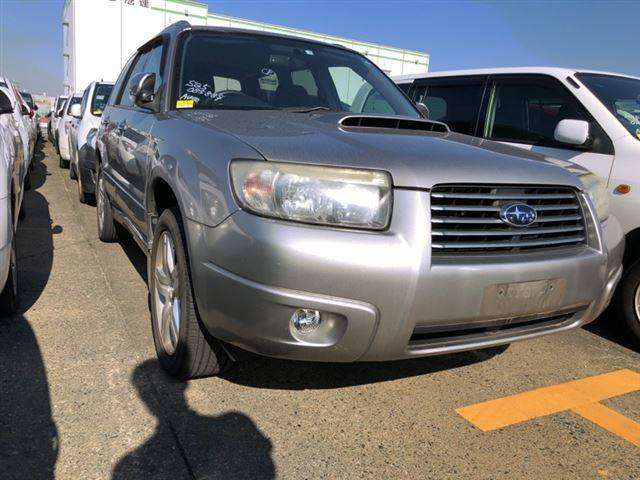 SUBARU FORESTER 2005 TURBO 2.0 XT 0