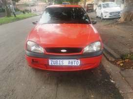 2005 FORD IKON WITH AN ENGINE CAPACITY OF 1,4