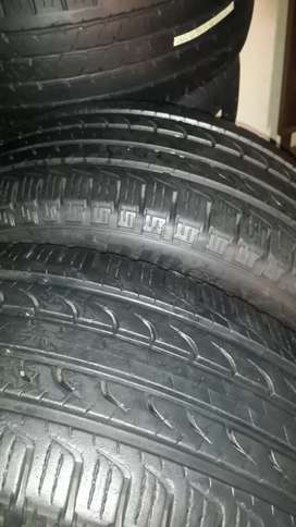 2 Good year Tyres, 265/50/20, (M+S) in good condition