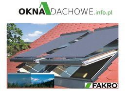 Markiza FAKRO AMZ do okna dachowego 78x140 kol.089