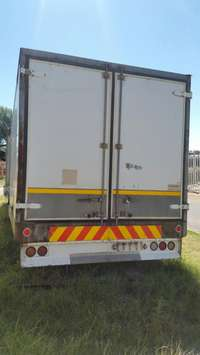 Image of Truck cooler box