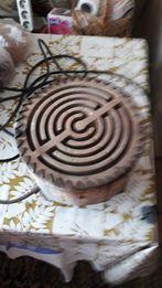 Эл. печь с открытой спиралью