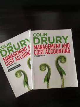 Drury - Management and Cost Accounting 9th edition