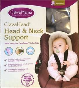 Head and Neck Support - use in pram and car seat