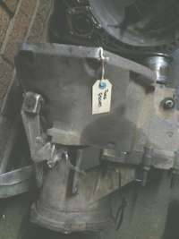 Image of Ford Escort Gearbox