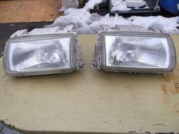 Vw Volkswagen Polo IV 6N1 lampa przód, lampy przednie Hella