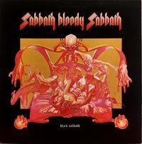 Black Sabbath – Sabbath Bloody Sabbath 1980 Netherlands винил пластинк
