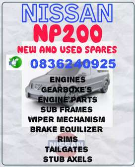 NP200 NEW & USED SPARES