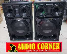 Ecco Sound System Loud and Clear