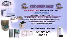 Refrigeration & Air-con Repair