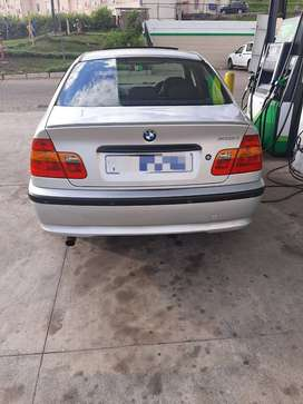Bmw e46 318i facelift 2004