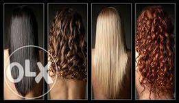 Био завивка и био выравнивание Ламинирование, Кератинирование волос