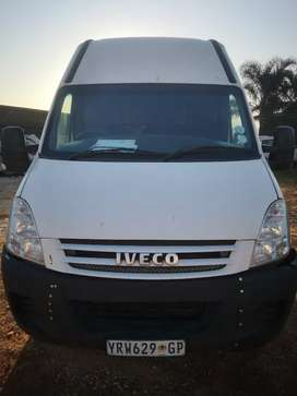 3.0L Turbo diesel Iveco panel van for sale