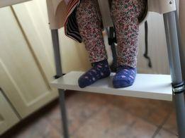 HIT::: PODNÓŻEK Z REGULACJĄ krzesełka Ikea podkładka pod nogi Antilop