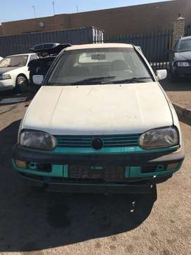 Golf3 stripping for spares