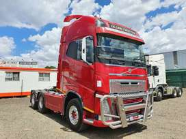 2015 VOLVO FH 480 DOUBLE AXLE