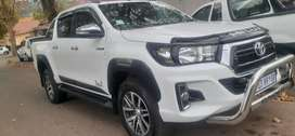 Toyota Hilux Double Cab, GD6 2.8, with service book.