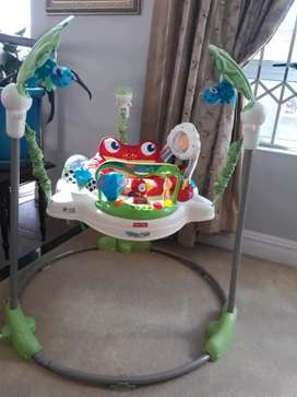 Baby Jumper, Fisher-Price: Rainforest Jumperoo
