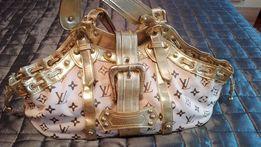 Torebka Louis Vuitton mało spotykana róż-złoto