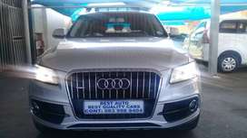 2015 Audi Q5 2.0 Engine Capacity S-line with Automatic Transmission,