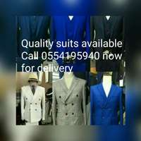 Image of Quality suit available