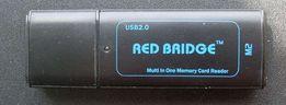 Картридер USB Red Bridge Cardreader
