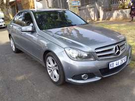2012 Mercedes Benz C180 Automatic leather seat