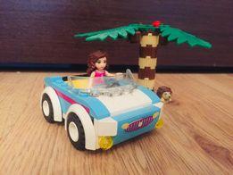 Лего Френдс «Прогулка по пляжу»